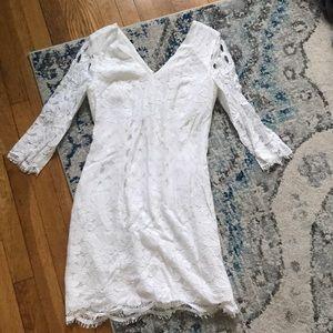 WHITE 💍 LILLY PULITZER DRESS